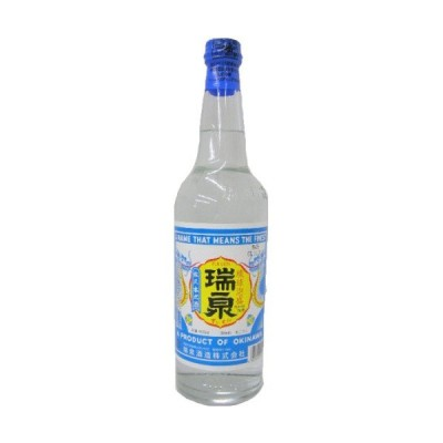 [お酒 泡盛]瑞泉 泡盛 30度 600ml(瑞泉酒造)(沖縄)