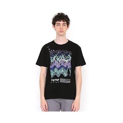 (グラニフ) graniph Tシャツ バーズオブパッセージ (ブラック) (g100) (g107) (ブラック SS)