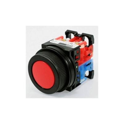 押しボタンスイッチ AR30F0Rシリーズ 平形 富士電機 AR30F0R-11R 赤