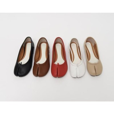 From Beginning レディース フラット Formal Middle Flat Shoes