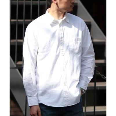 シャツ ブラウス PATTERN レギュラーカラー シャツ#