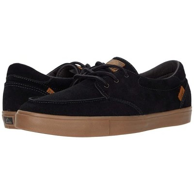 リーフ Deckhand 3 SE メンズ スニーカー 靴 シューズ Black/Gum