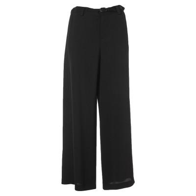ローラン ムレ ROLAND MOURET パンツ ブラック 10 レーヨン 100% パンツ