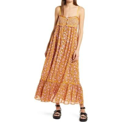 フリーピープル FREE PEOPLE レディース ワンピース サンドレス ワンピース・ドレス Molly Joe Floral Sundress Garden Combo