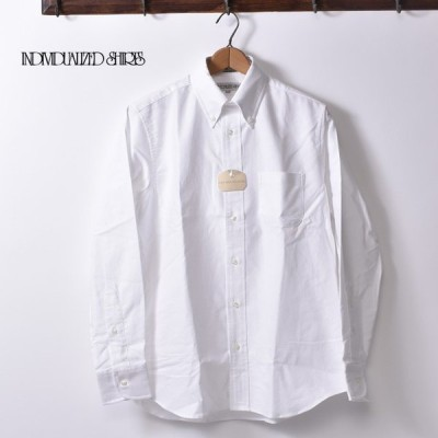 インディビジュアライズドシャツ INDIVIDUALIZED SHIRTS スタンダードフィットBDシャツ グレートアメリカンオックス z5x