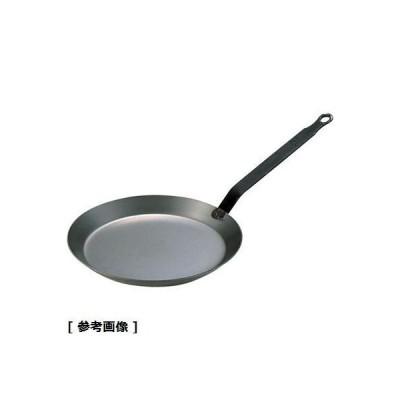 【納期目安:3週間】deBUYER(デバイヤー) GKL15018 デバイヤー鉄クレープパン5120(18cm)