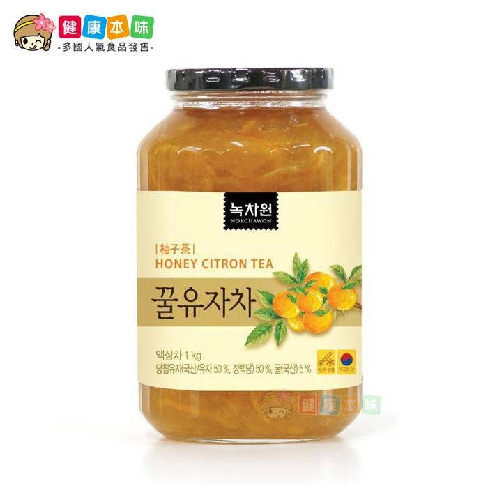 韓國香醇養生蜂蜜柚子茶1KG