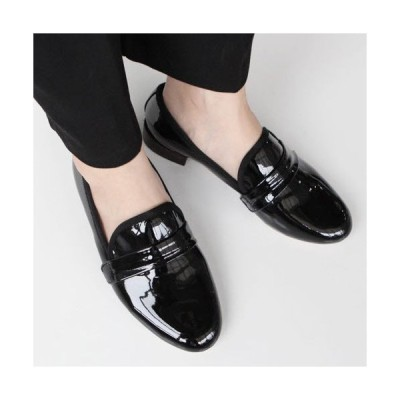 ローファー デザイン シューズ 靴 おしゃれ スーツシューズ シンプル 高級感 素敵 かわいい◎012.ジャクソンシューズ[2COLOR]