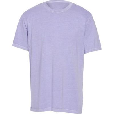 メゾン マルジェラ MAISON MARGIELA メンズ Tシャツ トップス t-shirt Lilac
