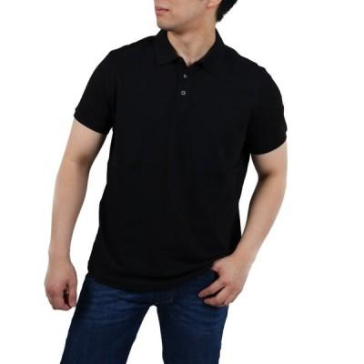 【送料無料!】モンクレール 83051 999 ブラック メンズ 半袖ポロシャツ 【MONCLER BK】