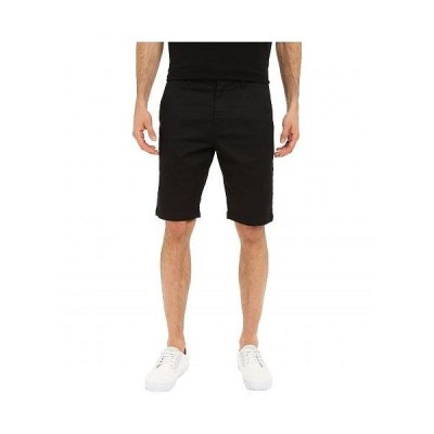 Volcom ヴォルコム メンズ 男性用 ファッション ショートパンツ 短パン Frickin Modern Stretch Chino Shorts - Black