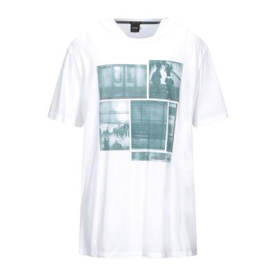 BOSS HUGO BOSS T シャツ ホワイト XXL コットン 100% T シャツ