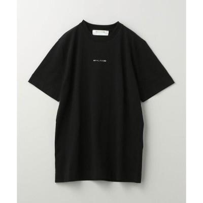 tシャツ Tシャツ 1017 ALYX 9SM(1017 アリクス 9SM)ADDRESS LOGO S/S TEE
