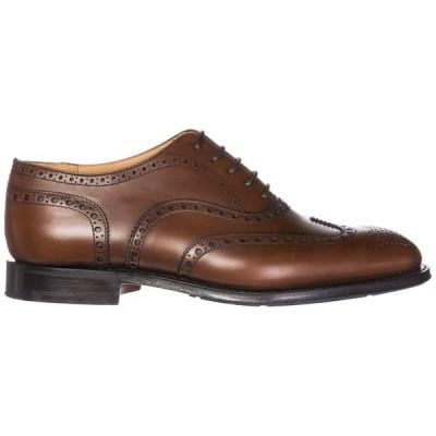 チャーチ メンズ ドレスシューズ シューズ Church's Brogue Lace-Up Shoes -