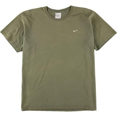 ナイキ NIKE ワンポイントロゴTシャツ メンズXL /eaa141749