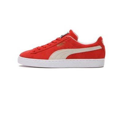 374915 SUEDE CLASSIC XXI 02H.RED/WH 615245-0002