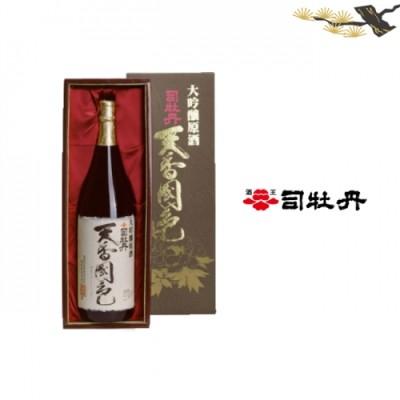 司牡丹酒造「天香国色」1,800ml×1本