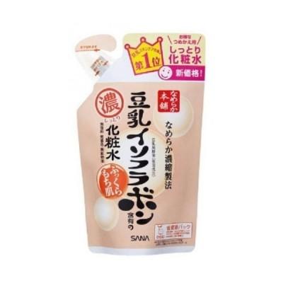 サナ なめらか本舗 しっとり化粧水 NA つめかえ用(180mL)