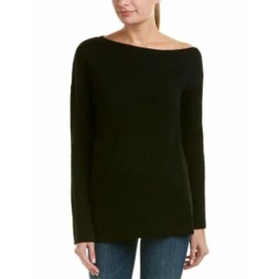 Ella Moss エラモス ファッション トップス Ella Moss One-Shoulder Sweater M Black