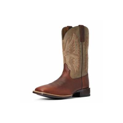 アリアット メンズ ブーツ Ariat Men's Valor Ultra Western Boot Peanut 10034081
