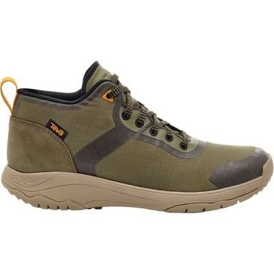 テバ Teva レディース ハイキング・登山 シューズ・靴 Gateway Mid Hiking Shoe Burnt Olive