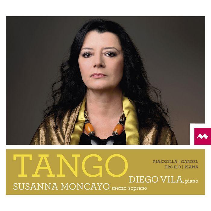 阿根廷探戈歌曲集 蒙卡優 演唱 Moncayo Tango LMU015