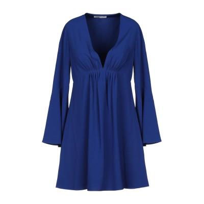 ホルストン・ヘリテージ HALSTON ミニワンピース&ドレス ブライトブルー 0 ポリエステル 90% / ポリウレタン 10% ミニワンピース&