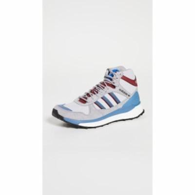 アディダス adidas メンズ スニーカー シューズ・靴 x Human Made Marathon Free Hiker Sneakers Grey