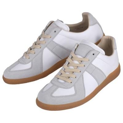 Maison Margiela Sneakers メゾン マルジェラ S57WS0236 P1895 101 メンズ スニーカー シューズ 靴 ホワイト 白 シンプル(mgl0005) 【並行輸入品】