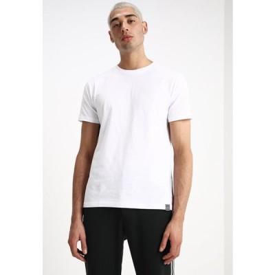 マッズノーガード メンズ ファッション FAVORITE THOR - Basic T-shirt - white