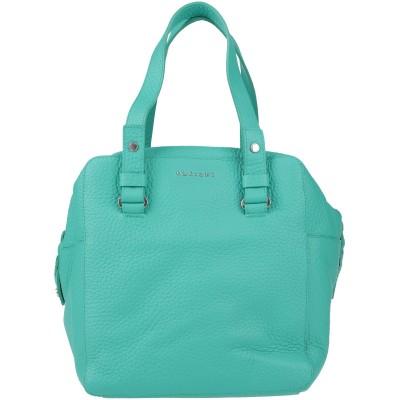オルチアーニ ORCIANI ハンドバッグ グリーン 革 ハンドバッグ