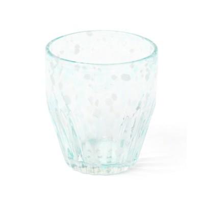 niko and... / オリジナルまだらクリアグラス WOMEN 食器/キッチン > グラス/マグカップ/タンブラー