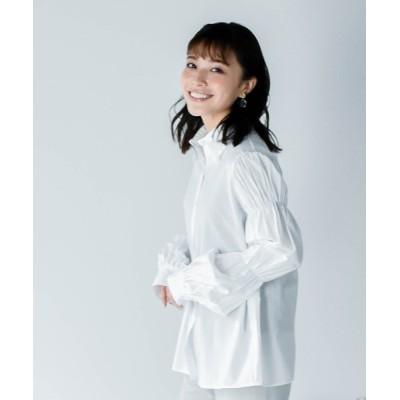 シャツ ブラウス ボリューム袖デザインブラウス Cheri/シェリ
