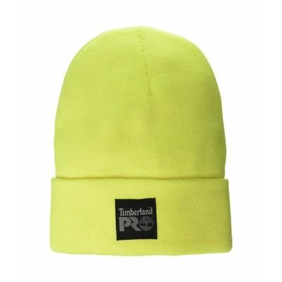 ティンバーランド 帽子 アクセサリー メンズ Watch Cap Pro Yellow