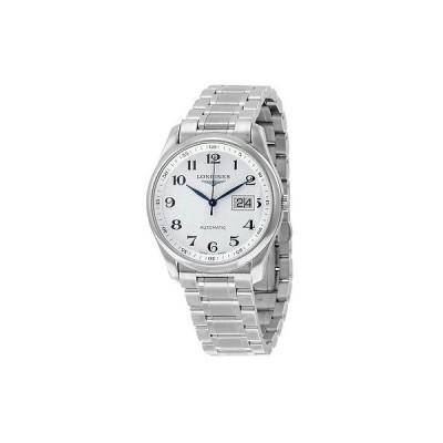 ロンジン 腕時計 Longines Master コレクション オートマチック シルバー ダイヤル メンズ 腕時計 L26484786