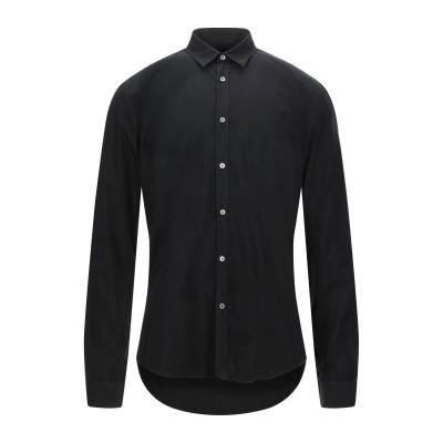MACCHIA J シャツ ブラック 41 コットン 100% シャツ