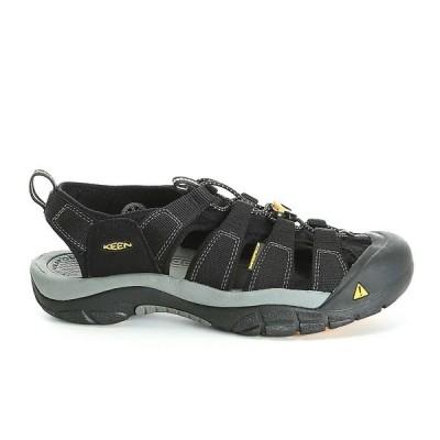 キーン ブーツ&レインブーツ メンズ シューズ KEEN Men's Newport H2 Sandal Black
