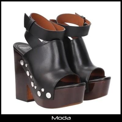 ジバンシー サンダル レディース GIVENCHY 靴 黒 ブラック ストラップ