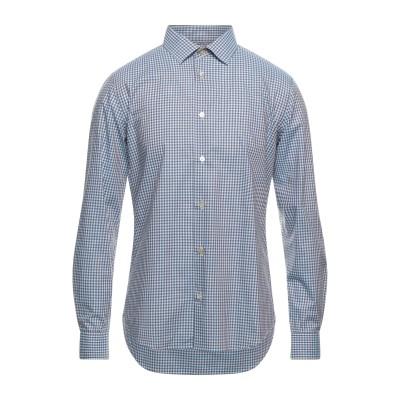 ポール・スミス PAUL SMITH シャツ アジュールブルー 15 ½ コットン 100% シャツ