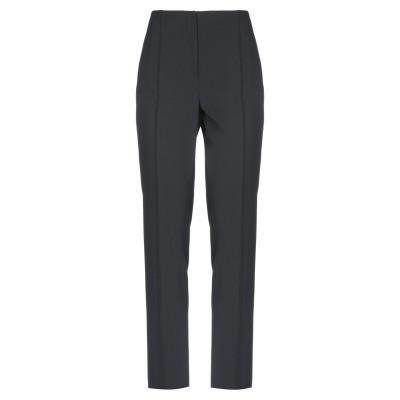 AQUILANO-RIMONDI パンツ ブラック 42 アセテート 39% / レーヨン 31% / ウール 26% / ナイロン 3% / ポリ