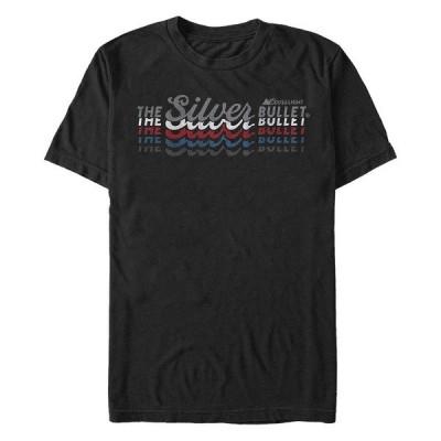 フィフスサン Tシャツ トップス メンズ Men's Coors Brewing Company Fade Down Short Sleeve T-shirt Black