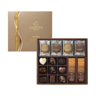 <GODIVA/ゴディバ>【クッキー】クッキー&チョコレート アソートメント(GCC-50)(洋菓子)【三越伊勢丹/公式】