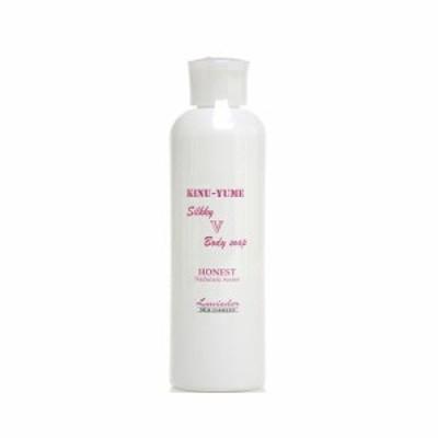 ホーネストシルキーVボディソープ 300ml ф 乾燥しがちで荒れやすいお肌に シルク抽出液配合 ラヴィドール化粧品