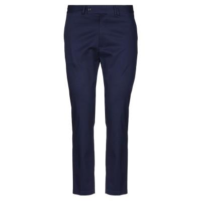 マウロ グリフォーニ MAURO GRIFONI パンツ ブルー 54 コットン 98% / ポリウレタン 2% パンツ