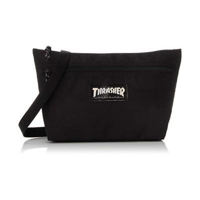 スラッシャー ユニセックス ショルダーバッグ (ストラップ取り外し可能) THR-107 / Mini Shoulder Bag 斜め掛け