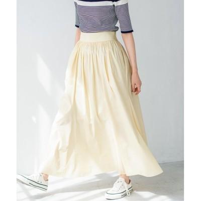 【イエナ/IENA】 CO/PE ボリューム スカート◆