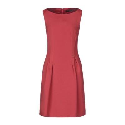 TRUSSARDI JEANS チューブドレス ファッション  レディースファッション  ドレス、ブライダル  パーティドレス レッド
