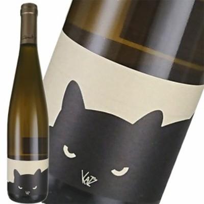白ワイン ジャンティ・ド・カッツ ビオディナミ クレマン・クリュール アルザス ネコ ねこ ギフト プレゼント