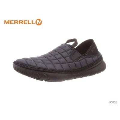 メレル MERRELL メレル HUT MOC ハットモック 90802 ブラック レディース シューズ
