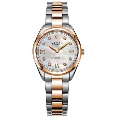ロータリー 腕時計 Rotary レディース Henley | Two-Tone Steel Bracelet LB05112/41/D Watch
